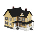 Lionel 1967140 Jones House Kit, HO