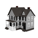 Lionel 1930410 Morris House Kit, O