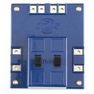 Atlas O 6928 Heavy Duty Twinn Switch