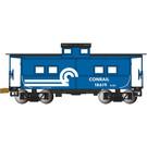 Bachmann 16822 Conrail Northeast Caboose, HO