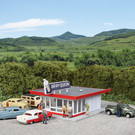 Walthers 933-3845 Vintage Dairy Queen, N Scale