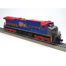 Lionel 1933327 UP ES44AC Diesel Fantasy Jupiter #60