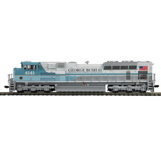 MTH 80-2396-1 George Bush SD70ACe Diesel #4141 w/DCC/Sound