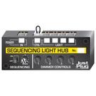 Woodland Scenics JP5680 Sequencing Light Hub, Just-Plug