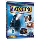 Train Enthusiast Vendors 90-417074 Polar Express Match Game