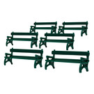 Lionel 1957270 Park Benches, HO Scale