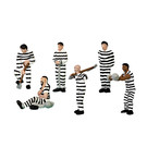 Lionel 1930260 Prisoners (striped), O Scale