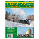Railpace RAILPACE Newsmagazine, April 2020