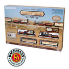 Bachmann 827 Transcontinental HO Set w/Sound/DCC