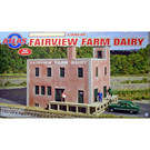 Atlas O 6909 Fairview Farm Dairy Kit, O Scale