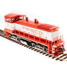 Broadway Limited 5455 EMD SW1500 SLSF #330 Sound/DCC