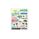 Woodland Scenics DT559 Business Signs Dry Transfer Decals