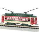 Bachmann 61085 Christmas Brill Trolley