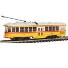Bachmann 84654 Baltimore Transit Brill Trolley w/DCC