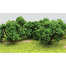 "JTT 92123 Lemon Tree Grove, 2"" to 2-1/4"", 6/pk, HO Scale"
