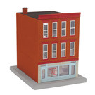 MTH 30-90570 3-Story City Building, Sweet Dairy Aire, O Scale