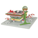 MTH 30-90085 Tippy's Taco Stand, O Scale