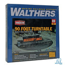 Walthers 933-3171 90' Turntable Kit, HO Scale