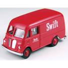 Classic Metal Works 30386 International Metro Van Swift Meats, HO Scale
