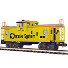 MTH 20-91658 Chessie Extended Vision Caboose