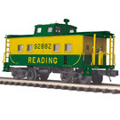 MTH 20-91653 Reading Steel Caboose Center Cupola