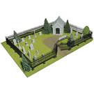 "8525 ""O"" Gauge Cemetery Kit"