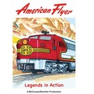 TM Videos American Flyer Legends in Action DVD