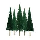 "JTT 92003 Scenic Pine 4"" to 6"" Tall, 24/pk"