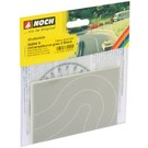 Noch 34204 Flexible Highway Curve, N Scale