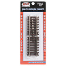 "Atlas HO #525 Code 83 2"" Straight 4/pk, HO Scale"
