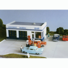 City Classics #108 1930s Crafton Avenue Service Station, HO Scale