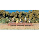 Bachmann 42335 Old West Figures, HO Scale