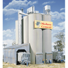 Walthers 3019 Medusa Cement Company Kit, HO Scale