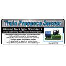 JW&A 30110 Insulated Track Signal Driver, Rev. 2, O Gauge