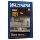 Walthers 933-3125 Chain Link Fence, HO Scale