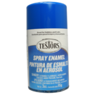 Testors 1210 Bright Blue - Gloss Enamel Spray, 3oz