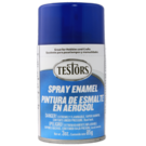 Testors 1211 Dark Blue - Gloss Enamel Spray, 3oz