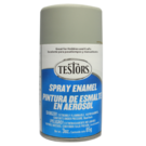 Testors 1226 Dark Aircraft Gray - Flat Enamel Spray, 3oz