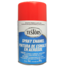 Testors 1231 Bright Red - Gloss Enamel Spray, 3oz