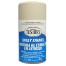 Testors 1233 Light Aircraft Gray - Flat Enamel Spray, 3oz