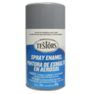 Testors 1238 Gray - Gloss Enamel Spray, 3oz