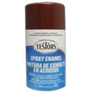 Testors 1240 Brown - Gloss Enamel Spray, 3oz