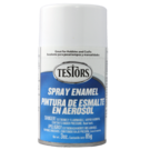 Testors 1245 White - Gloss Enamel Spray, 3oz