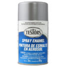 Testors 1246 Silver - Metallic Enamel Spray, 3oz