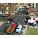 Walthers 933-3155 Concrete Street System, HO Scale