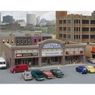 Walthers 933-3891 Modern Shopping Center, N Scale