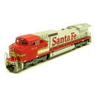 Bachmann 86026 Santa Fe 8-40CW Diesel #804 (preowned)