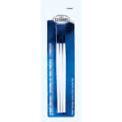 Testors 8704WM Paint Brush Set, 1-Pointed, 2-Flat