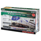Kato 106-0017 Amtrak P42 & Superliner, N Scale