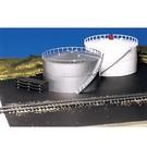 Bachmann 46208 Diesel Horn in Oil Storage Tank, HO Scale